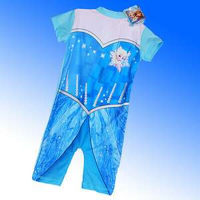 Disney Frozen UV 50+ Swimsuit Princess Elsa Age 2-3 £2.97 / Age 1-2 £3.97 delivered @ fmsupplies ebay