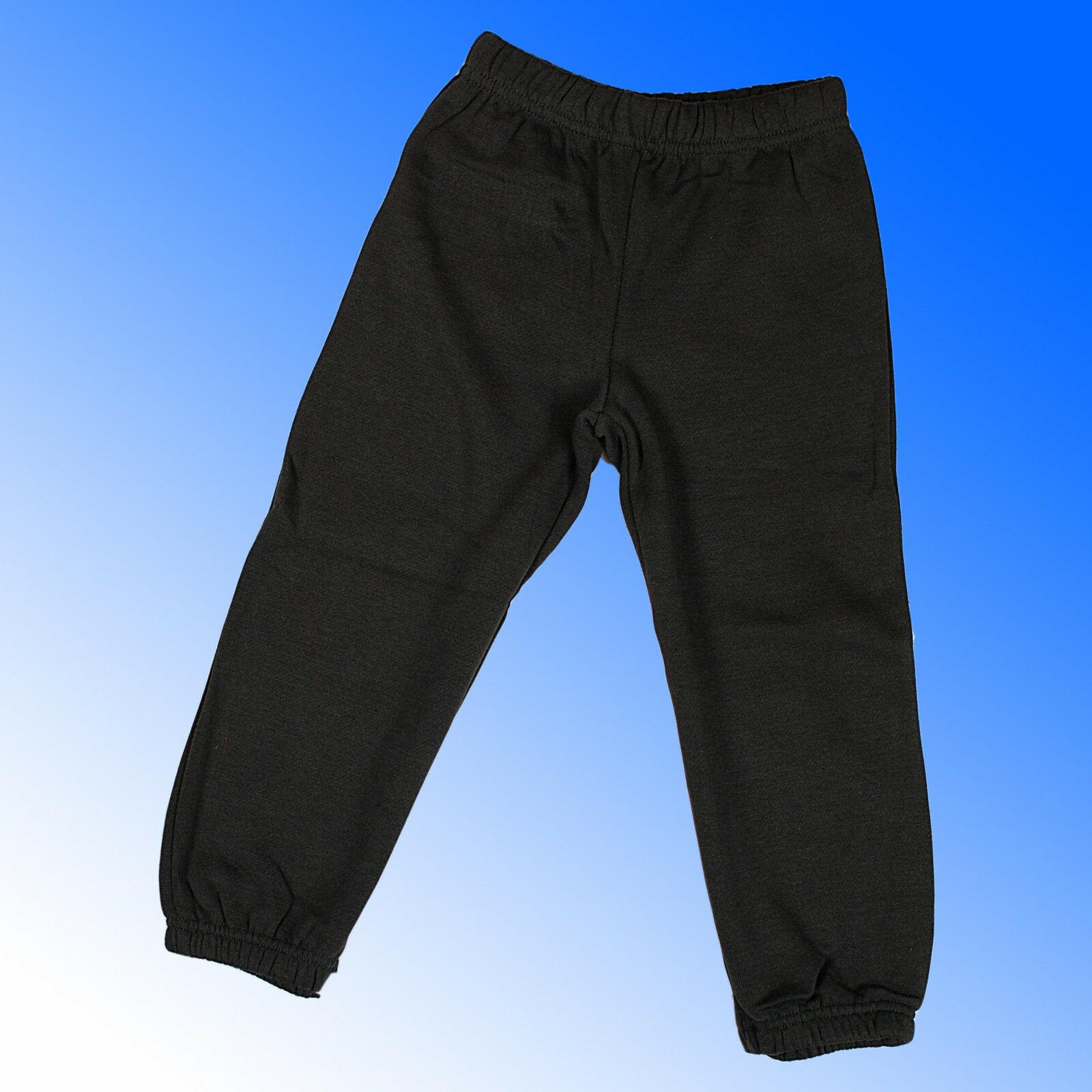 Kids Jogging Bottoms Sweat Pants (Age 12 months) - Navy or Grey £2.47 delivered @ fmsupplies ebay