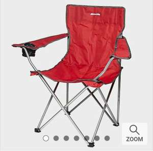 EuroHike Peak Folding Chair Now £7.20 with code £3.99 delivery @ Millets
