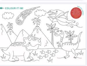 Free activity sheets from Toucanbox