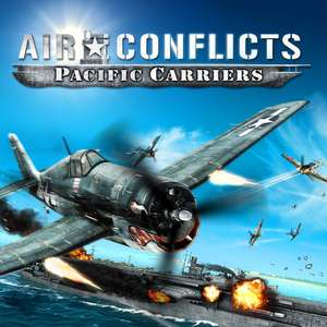 Nintendo Switch - Air Conflicts: Pacific Carriers £2.24 @ Nintendo