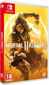 Mortal Kombat 11 (Nintendo Switch) with Shao Kahn DLC for £18.95 delivered @ The Game Collection