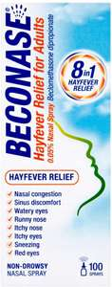Beconase Hayfever Nasal Spray at Amazon for £4 Prime (+£3.49 non Prime)