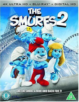 4K UHD Movies // The Smurfs 2 £3.49 / The Emoji Movie £3.99 / Ghostbusters (2016) £3.99 / Ghostbusters 1-3 £17.99 @ josh-media ebay