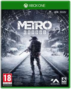Metro Exodus (Xbox One) - £10.95 delivered @ The Game Collection