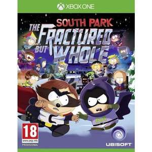 [Xbox One] South Park: The Fractured But Whole (Inc The Stick Of Truth) - £4.95 delivered @ The Game Collection