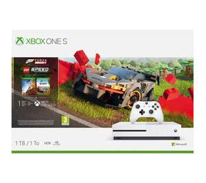 Xbox One S with Forza Horizon 4 & LEGO Speed Champions at Currys for £249