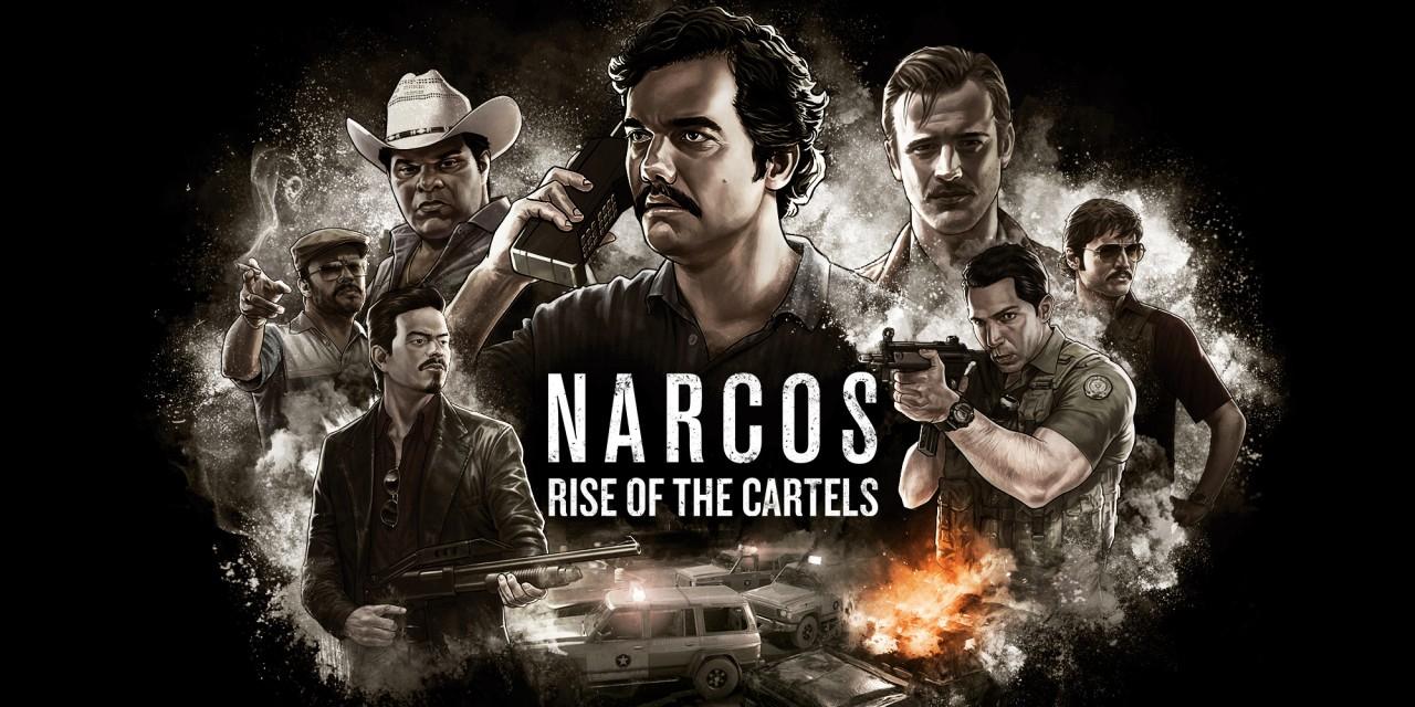 Narcos: Rise of the Cartels £12.49 at Nintendo eShop