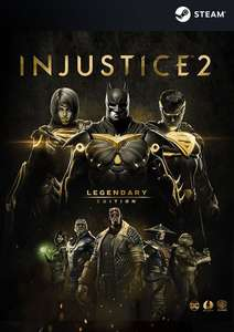 Injustice 2 legendary edition (PC) for £6.49 at CDKeys