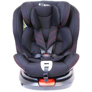 iSafe All Stages 360° Rotating Baby Car Seat Group 0+ 1 2 3 - £79.95 Free P+P @ Bounty Parenting Club