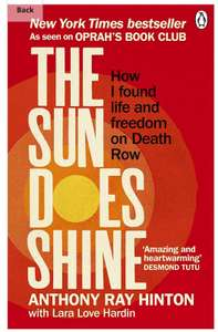 The Sun does Shine - Anthony Ray Hinton. Kindle Ed - Now 99p @Amazon