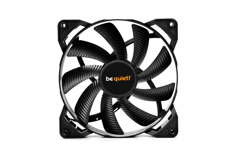 be quiet! BL047 Pure Wings 2 (3 Pin, 140 mm, 1000 rpm) Case Fan, £8.99 at Amazon / £13.48 non prime