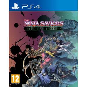 [PS4] The Ninja Saviors: Return of the Warriors - £9.95 Delivered @ The Game Collection