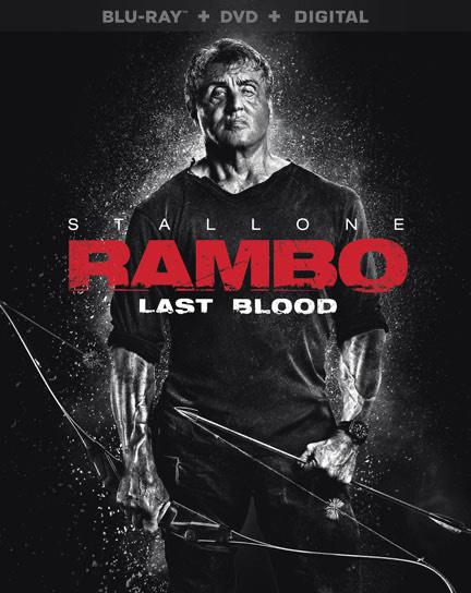 Rambo last blood 4k - £9.99 @ iTunes Store