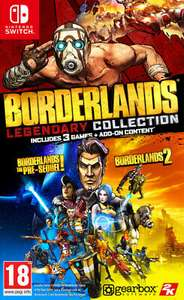 Borderlands: Legendary Collection (Switch) @ The Game Collection / Ebay for £29.56