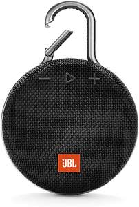 JBL CLIP 3 Portable Bluetooth Wireless Speaker £30 @ Tesco (Coventry)