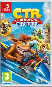 Crash Team Racing Nitro-Fueled (Switch) £23.96 Delivered @ The Game Collection via eBay