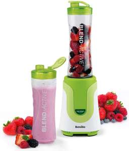 Breville Blend Active Personal Blender & Smoothie Maker with 2 Portable Blending Bottles £19.99 (+£4.49 Non-prime) @ Amazon
