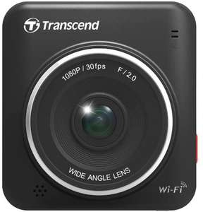 Transcend 16GB DrivePro 200 Dash cam with Built-In Wi-Fi £46.88 @ Amazon