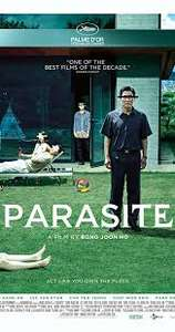 Parasite : Rental - £1.74 SD / £2.24 HD (Using new account 50% discount) @ Chili