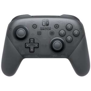 Switch Pro Controller Refurbished Very Good - £39.99 with code @ Music Magpie eBay
