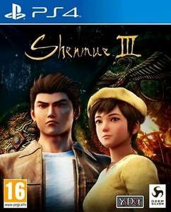 Shenmue III (PS4) - £19.16 delivered @ The Game Collection Outlet / eBay