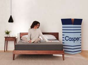 Casper Essential Mattress further discounted, single mattress now only £110, King £180 and Super King £220 delivered