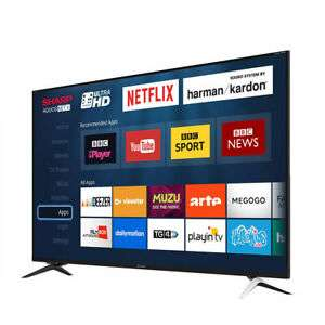 Sharp LC-70UI9362K 70 Inch 4K Ultra HD Smart LED TV £699.99 delivered at Costco