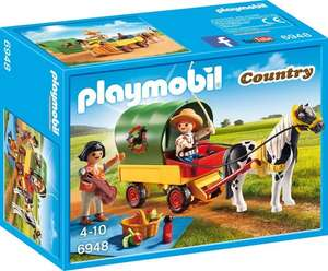 Playmobil Country 6948 Picnic with Pony Wagon Toy £9.58 @ Jac in a Box