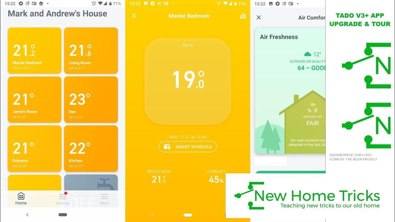 Tado v3 app upgrade 75% off - £4.99 (In-App offer for select customers)
