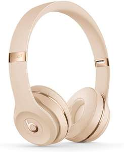 BEATS Solo 3 Wireless Bluetooth Headphones - Satin Gold for £99 delivered @ Currys PC World