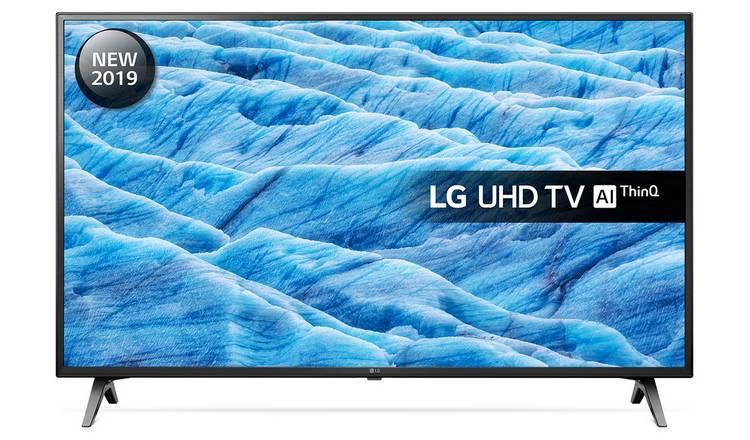 LG 60 Inch 60UM7100PLB Smart 4K Ultra HD £429 + £3.95 delivered @ Argos