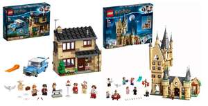 LEGO Harry Potter 75968 4 Privet Drive £56.90 or 75969 Astronomy Tower £79.68 @ Amazon Germany