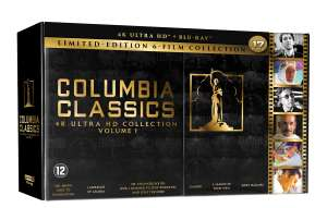 Columbia 4k collection £119.99 / £107.99 inc 10% off for new customer @ Zoom