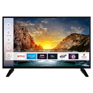 Digihome 40268UHDS 40'' Ultra HD 4K LED Smart TV £199.20 with code @ Hughes Direct ebay