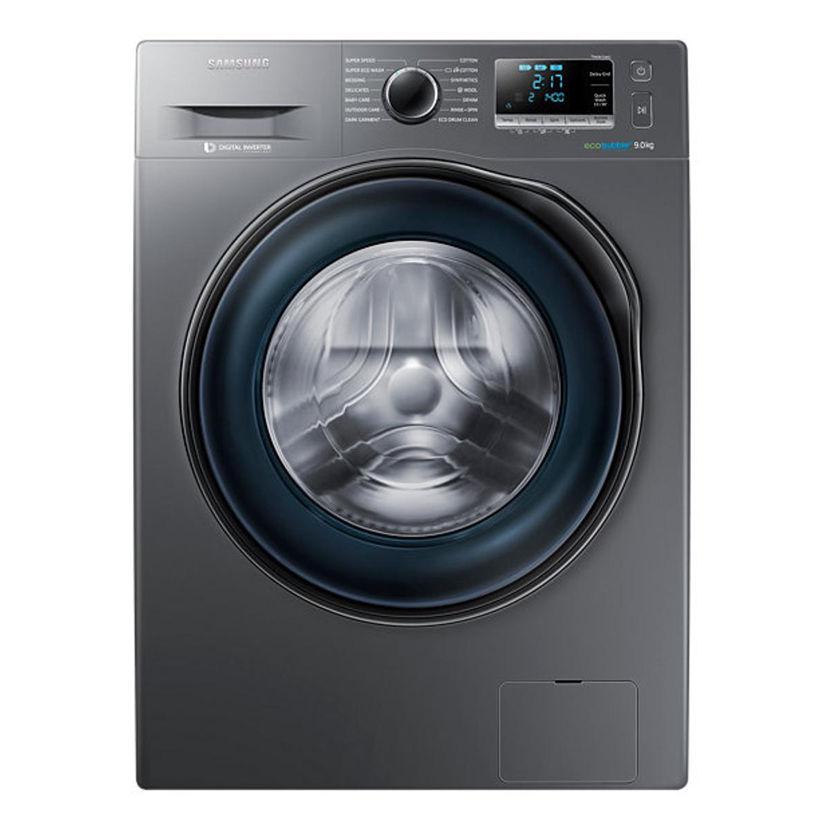 Samsung WW90J6410CX 9KG 1400RPM Washing Machine with 5 year warranty £409 with code @ Hughes