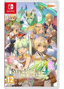 Rune Factory 4 Special Edition (Switch) £22.85 @ Base