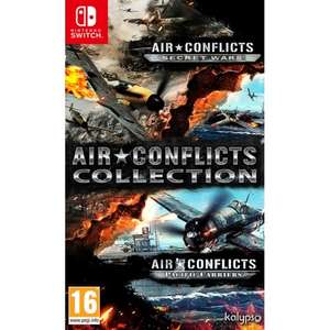 Air Conflicts Collection [Nintendo Switch] - £10.95 Delivered @ The Game Collection