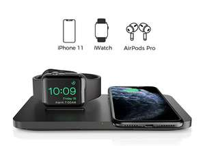 Seneo Dual 2 in 1 Wireless Charger IPhone/Apple Watch £16.14 prime / £20.63 Sold by HBH LTD and Fulfilled by Amazon.