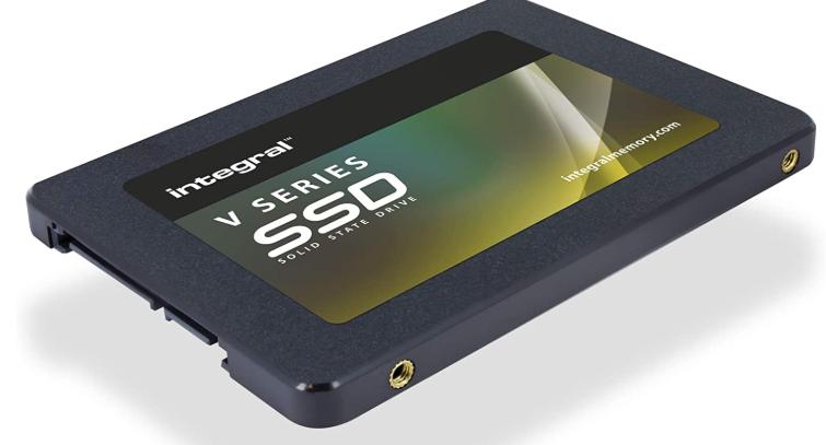 Integral V Series 2 480GB SATA III 2.5 Internal SSD, Up To 520MB/S Read 470MB/S Write - £49.97 @ Amazon