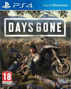 Days Gone PS4 - £15 instore @ Tesco Luton