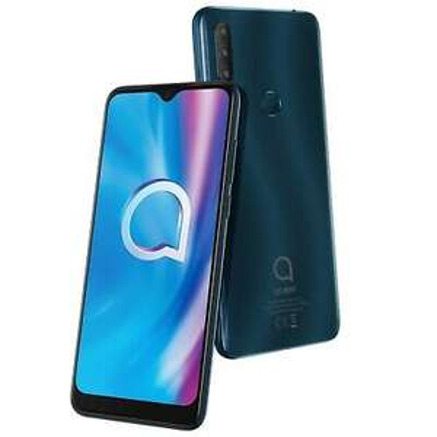 "Alcatel 1S (2020) 6.22"" Dual Sim Unlocked SIM FREE - ANDROID 10 - Smartphone with 3GB RAM / 32GB Storage £79.99 at foniacs ebay"