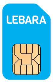 SIM Only no contract 10GB data, unlimited mins & texts + 100 international mins £8.95/month @ Lebara Mobile (uses Vodafone) via uSwitch