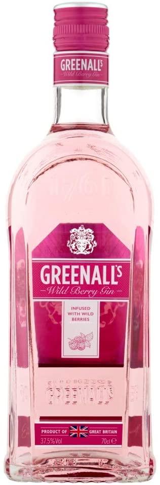 Greenall's Wild Berry Gin, 70cl £12 + £4.49 NP @ Amazon