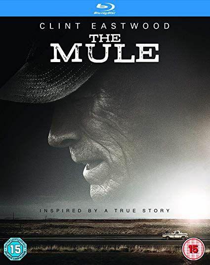 The Mule Blu-Ray £6.79 delivered at Warner Bros Shop