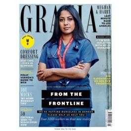 26 issues of Grazia Magazine plus bodyshop Gift set worth £54 @ Great Magazines