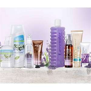 Lily and Lavender pamper pack £13 delivered @ Avon