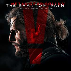 Metal Gear Solid V : The Phantom Pain (PS4) £4.29 on PlayStation Store