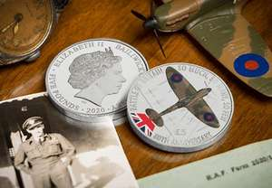 2020 Battle of Britain 80th Anniversary £5 for £5 with Free Postage at Westminster Collection