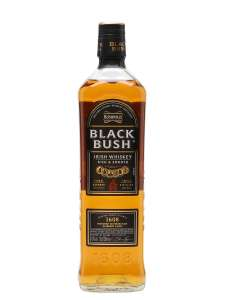 Bushmills Black Bush Irish Whiskey, 1 L £29.50 Amazon